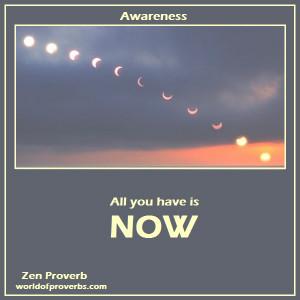 Zen Proverb [19605]