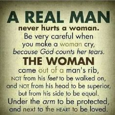 ... funny sayings for women | How a Man Should Treat a Woman Quotes More