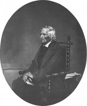 Jacob Grimm wurde am 4. Januar 1785 als Sohn des Juristen Philipp ...