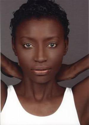 beautiful dark skin cuban women