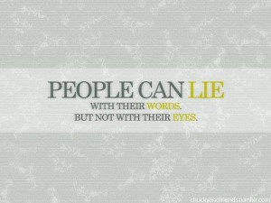 Quotes About Lying People
