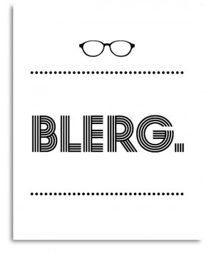30 Rock Print, Liz Lemon Quote, Tina Fey, 30 Rock Art, Typography ...