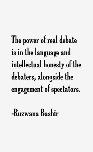 Ruzwana Bashir Quotes & Sayings