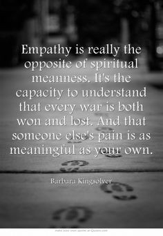 empathy to help you control the mockingbird