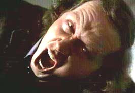 Sam Kinison in Back To School (1986).