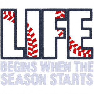 Let the Countdown to the Baseball Season Begin