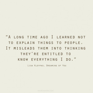 Explain Things | The Daily Quotes