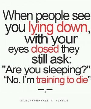 quotes, sleep
