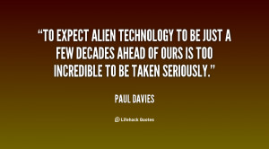Paul Alien Movie Quotes