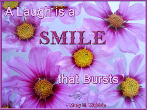 Smile Laugh Quotes