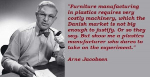 Arne jacobsen famous quotes 4