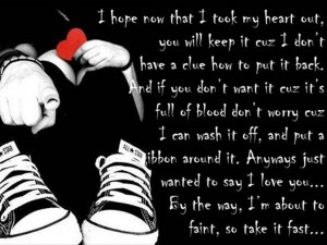 Quotes About Love And Pain Cool Emo Love And Pain Poem Free Desktop ...