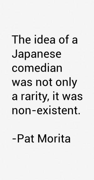 Pat Morita Quotes