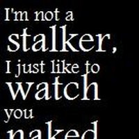 Stalker Quotes Photo...