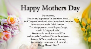 Funny Mothers Day Poems and Quotes To Wish Your Mother