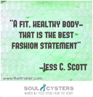 pcos quote soulcysters soul cyster50