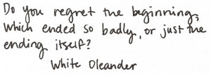 submission white oleander whitepaperquotes Janet Fitch