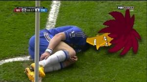 Rafa Benitez fick genom denna vägen en fråga om huruvida han vet vem ...