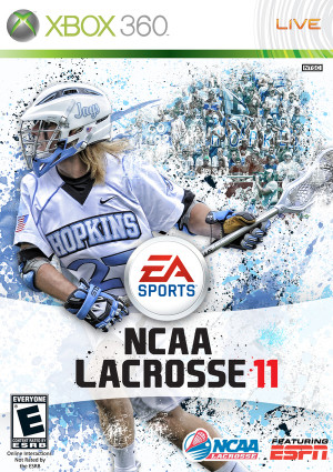 EA Lacrosse Covers on Behance