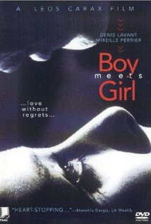 Boy Meets Girl (1984) Poster