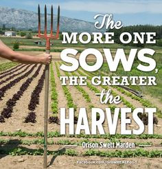 ... organic #gardenquotes #quotes #farming www.facebook.com/GrowRealFood
