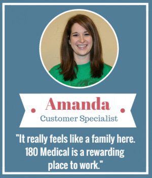 If you or someone you know is interested in working at 180Medical ...