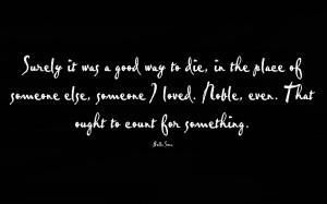 Bella Quote Twilight wallpaper by ElizabethTY