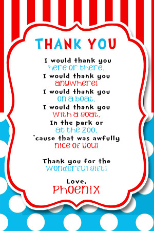 baby shower thank you messages thank you note for baby gifts thank you ...