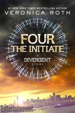 See the cover for Veronica Roth's 'Four: A Divergent Collection ...