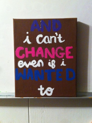Canvas quote.