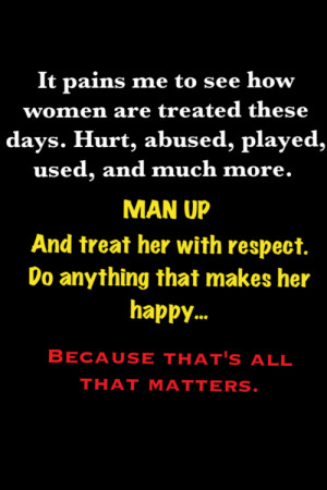 Respect Women Quotes Tumblr Respect women quotes tumblr