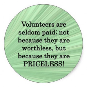 Volunteer Appreciation Quotes 4 images above is part of the best ...