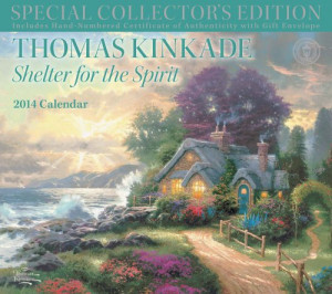 Thomas Kinkade Quotes