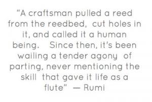 sufi wisdom...