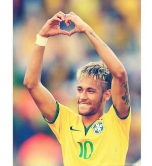 Neymar  on We Heart It.