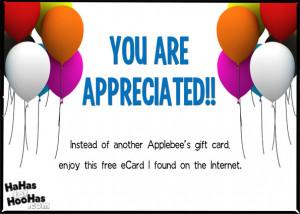 ... : free eCard, funny eCard, Nurse appreciation, teacher appreciation
