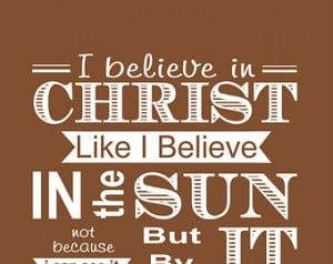 Christian Quotes For Girls Lewis quote, christian quotes,