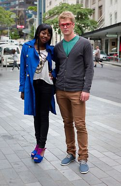 Young hipster interracial couple #love #wmbw #bwwm