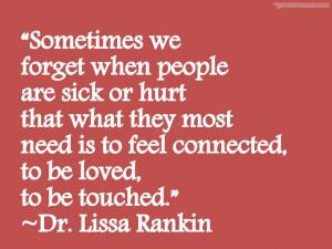 Feeling Sick Quotes...