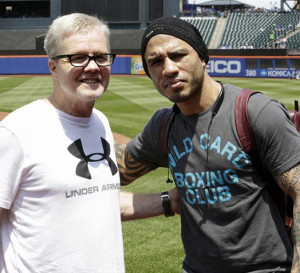 MIGUEL COTTO NEW YORK METS VS. MIAMI MARLINS GAME QUOTES