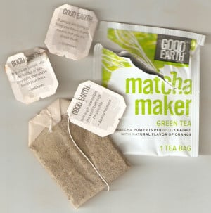 Tea Bag Tag Quotes