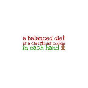 winter. christmas cookie quote. feel free to useee. vblainalu =) found ...