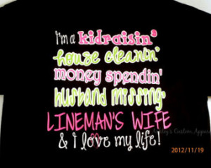 Lineman's Wife- Occupation can be changed ...