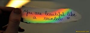 Beautiful like a rainbow!