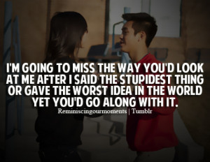 her about frinds for girls and saying for your boyfriends