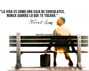 Frases y fotos de Forrest Gump