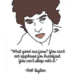 What Famous Musicians Say About Their Fans, In Illustrated Form