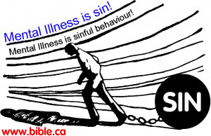 Bible passages that prove sincan make you sick, depressed and ...