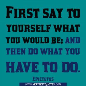 Epictetus Quotes (Images)