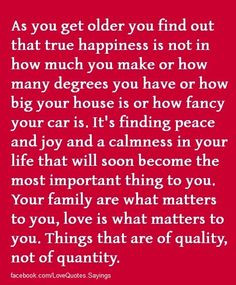 ... love this quotes, yes your right family comes first, no matter what